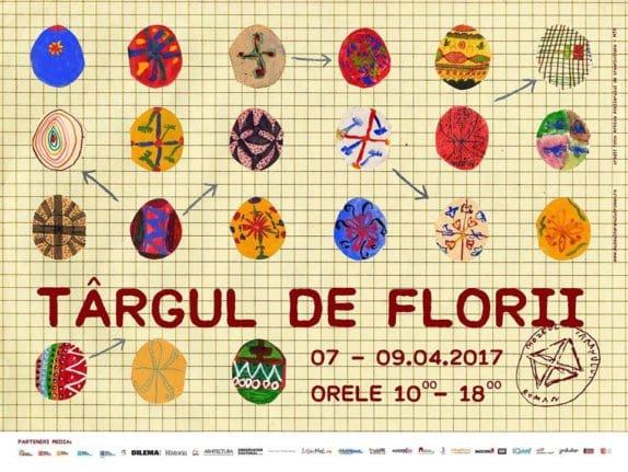 Festivaluri şi Târguri în Bucuresti 2017 Târgul de Florii