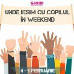 Unde Ieşim cu Copilul în Bucureşti. Activităţi de Weekend 4-5 Februarie
