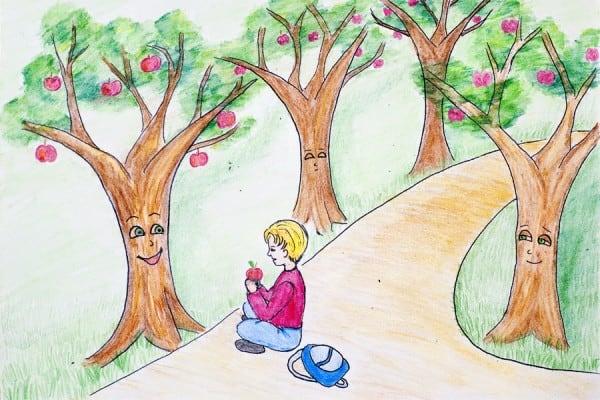 Ce vei fi când vei fi mare O Poveste de Zâna Lunia şi Zâna Azaleea 3