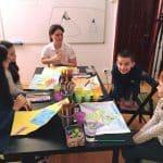 Curs de Tehnici de Pictură și Grafică pentru copiii de 7-12 ani Playouth