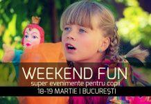 Super Evenimente pentru Copii la Bucureşti în 16-19 Martie