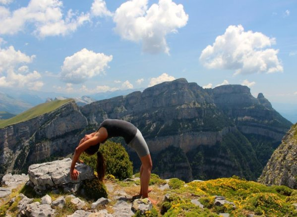 Yoga Challenge: Chakrasana