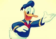 Desene Animate Clasice Americane cu Donald Duck