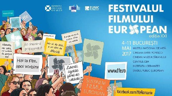 Festivalul filmului european 2017