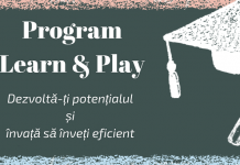 Program Learn&Play – Învață eficient și ușor