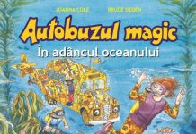 cartea Autobuzul magic.In adancul oceanului