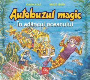 cartea Autobuzul magic.In adancul oceanului