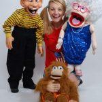 spectacol de ventrilocie pentru copii