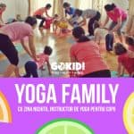 yoga familiei copii logo