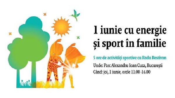1 Iunie cu Energie şi Sport în Familie