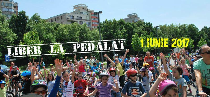 evenimente copii 1 iunie liber la pedalat