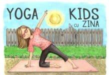 YOGA KIDS cu Zina