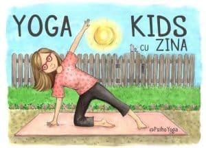 YOGA KIDS cu Zina la psihoyoga