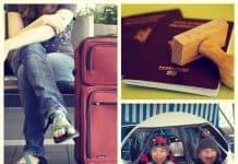 paşaport pentru copil