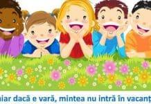 Ce Facem cu Copilul Vara Asta în București Funny Land