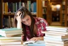 Frica de examene