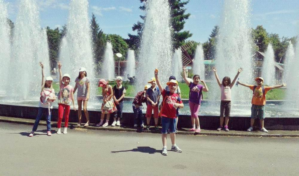 Lexis Clubul de vara Ce Facem cu Copilul Vara Asta în București