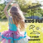 kids fun 1-2 iunie Bucuresti