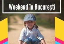evenimente copii weekend in bucuresti