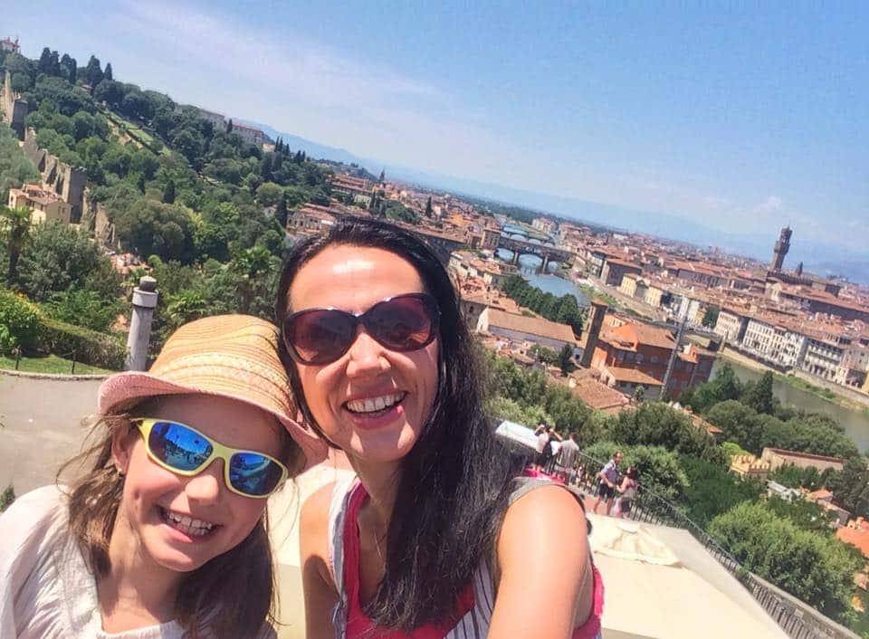 Anca Bold vacanta bloggeri