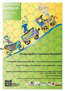 Caravana Muzeelor 2017