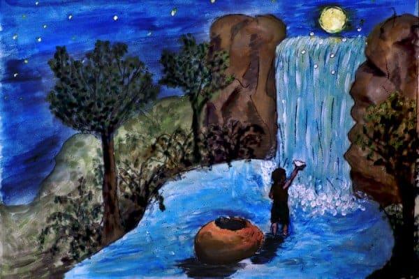 Povestea de Duminică Seara Colierul de Perle