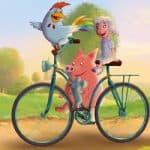 Prieteni pentru totdeauna animaţie în română