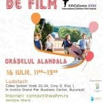 Proiectie de film - Oraselul Alandala, Bucuresti