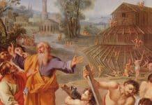 Arca lui Noe. 6 Variante de Desene Animate ale Poveştii