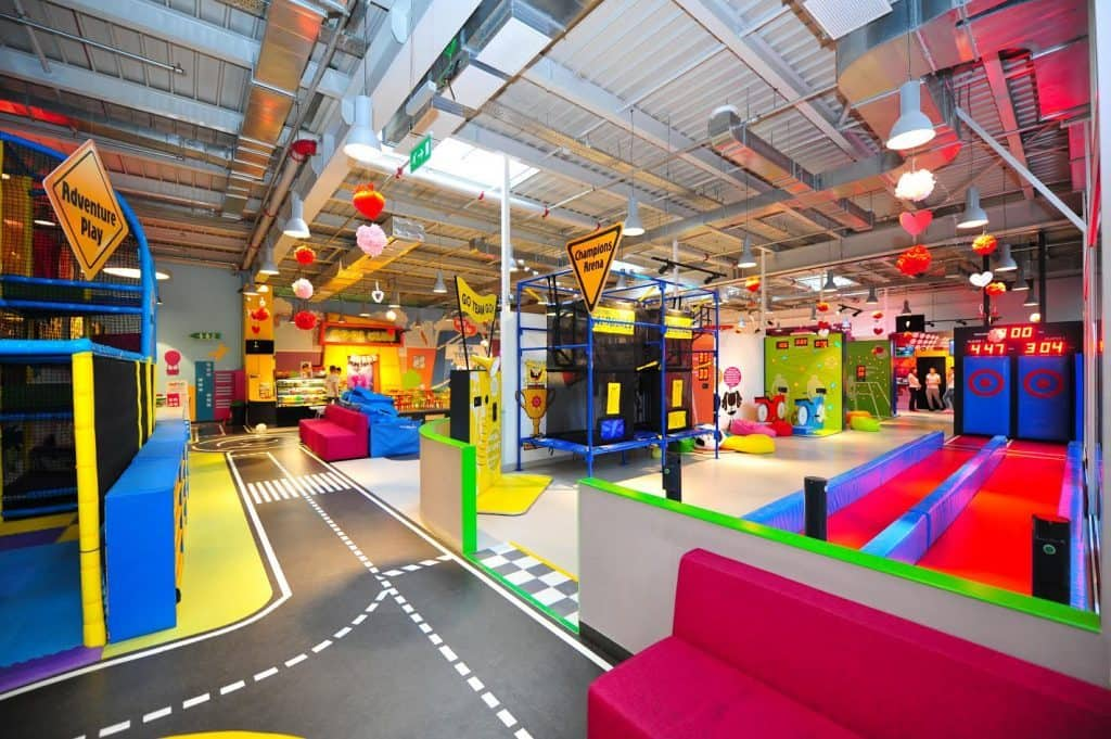 Kiddo Play Academy locuri de joacă sector 1