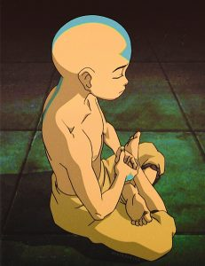 Avatar - Legenda lui Aang. Fragmente despre Cum Funcționează Cele 7 Chakre