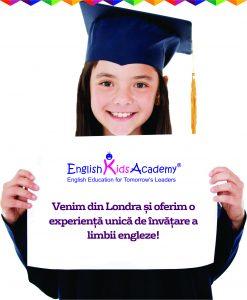 English Kids Academy evaluari gratuite engleza