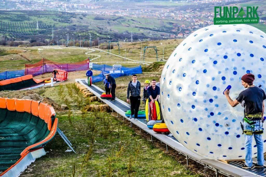 Fun Park Cluj. Parc de Aventură lângă Cluj-Napoca 1