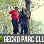 Gecko Parc de Aventură Kid-Friendly Cluj rep