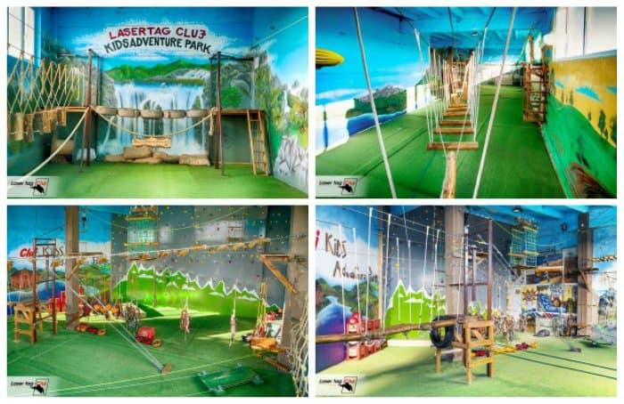Parc de aventură Kids Adventure Park