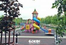Parcul Lumea Copiilor din Sectorul 4 Bucureşti locuri de joaca