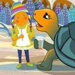 Povești cu Sara și țestoasa Lico Bocotiti -II - Coroana
