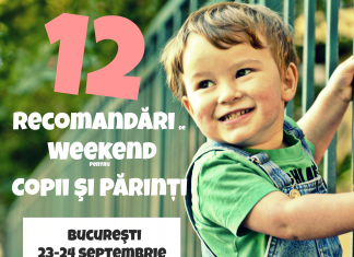 evenimente de weekend 23-24 septembrie