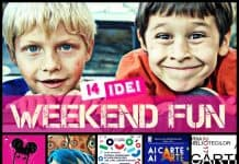 weekend fun evenimente 30 septembrie 1 octombrie