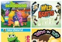 4 Desene Educative în Engleză pentru Copii +5 ani logo