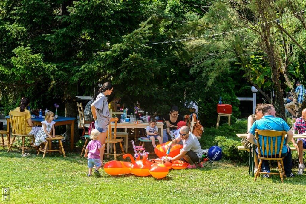 Moşia Corbeanca Excursii de relaxare în familie