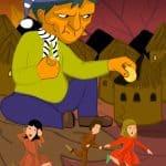 Povești cu Sara și Ţestoasa Lico Bocotiti - III - În căutarea lui Agâmbici_Tara_de_sub_covorul_de_frunze_2_01