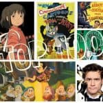 Topuri 100 de Filme pentru Copii