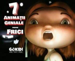 7 Animaţii Geniale despre Frici