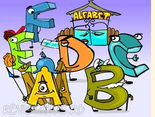 Povestea Alfabetului. O Poveste de Alina Nelega 9
