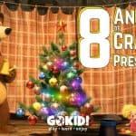 8 Animaţii de Crăciun pentru Preşcolari