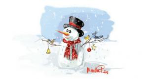 Crăciunul în Pădure. Poveste de Claudia Groza Lazăr