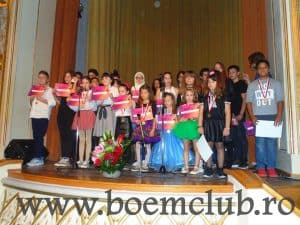 interpreti scoala de muzica boem club