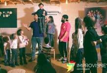 Impro for kids - Show @ Puro & Bio