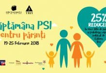 Saptamana PSI pentru parinti 2018